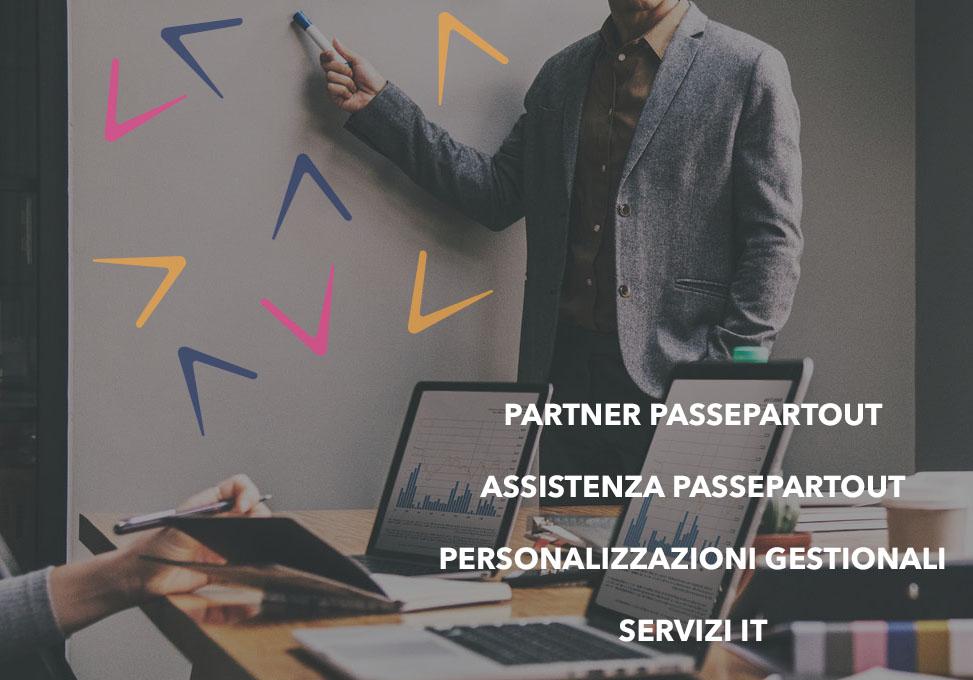 Partner Passepartout, Assistenza Passepartout, Personalizzazione Gestionali, Servizi IT